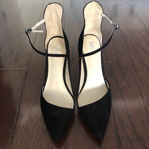"MIA Shoes - Black 4"" Mia Heels"